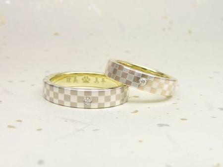 木目金の結婚指輪_銀座店122702.jpg