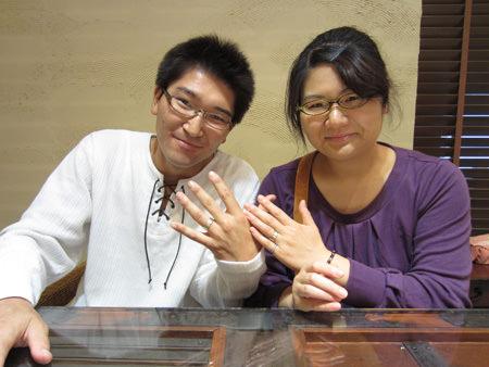 111127木目金の結婚指輪_大阪店001.jpg