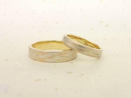 11122303木目金の結婚指輪 横浜元町店002.JPG