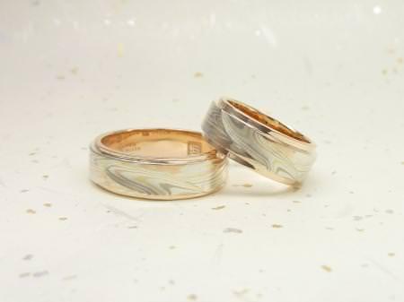 111204木目金の結婚指輪_表参道002.JPG