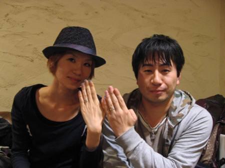 111210木目金の結婚指輪_表参道001.JPG
