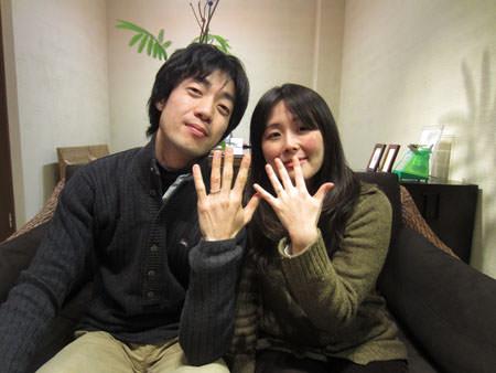 120126木目金の結婚指輪_心斎橋店001.JPG