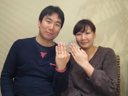120216木目金の結婚指輪 千葉店01.JPGのサムネール画像のサムネール画像