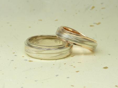120216木目金の結婚指輪 千葉店02.JPGのサムネール画像のサムネール画像