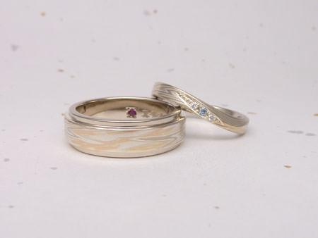 120218木目金の結婚指輪②.jpg
