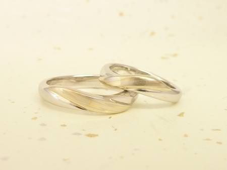 12022301木目金の結婚指輪 銀座店002.JPG