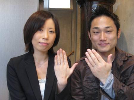 120225木目金の結婚指輪横浜元町店001-2.JPG