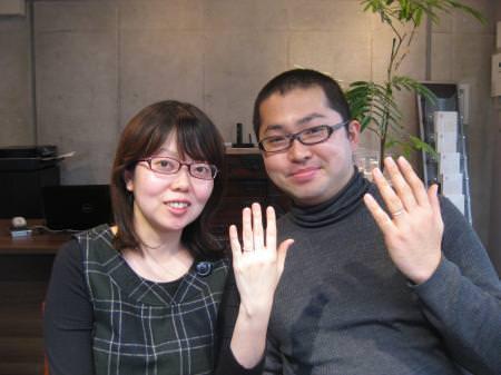 120225木目金の結婚指輪横浜元町店001-4.JPG