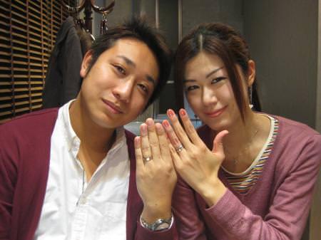 120225木目金の結婚指輪横浜元町店001-5.JPG