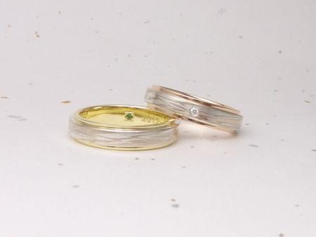 120225木目金の結婚指輪1-②.jpg
