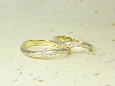 120225木目金の結婚指輪3-②.jpg