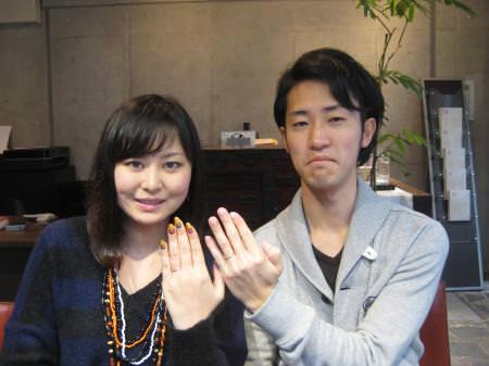 12022501 木目金の結婚指輪_横浜元町店001.JPG