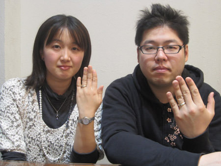 120227木目金の結婚指輪_神戸三宮店001.jpg