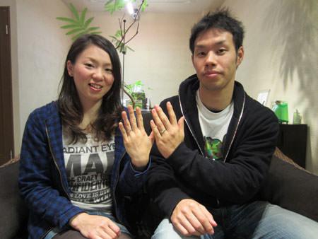 120228木目金の結婚指輪_心斎橋店001.JPG