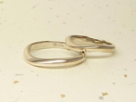 12033101木目金の結婚指輪横浜元町店003.JPG