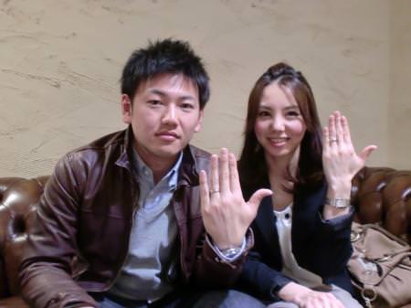 12032502木目金の結婚指輪_表参道本店001.jpg