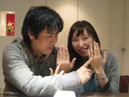 120422木目金の婚約指輪_銀座店_001.JPG