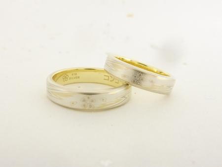 12042207木目金の結婚指輪_表参道本店002.jpg