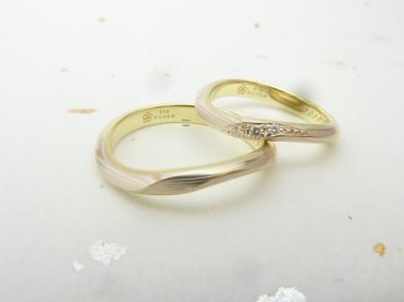 12042302 木目金の結婚指輪_千葉店002.JPG