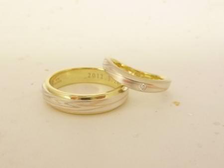 12042303 木目金の結婚指輪_千葉店002.JPG