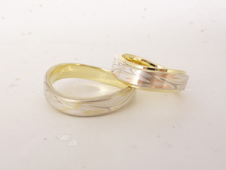 12042901 木目金の結婚指輪_千葉店002.jpg