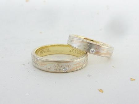 12042901木目金の婚約指輪と結婚指輪_c002.jpg
