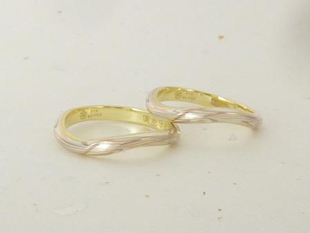 12042902木目金の結婚指輪_C002②.jpg