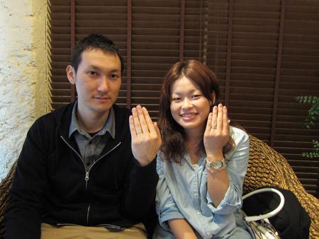 120430木目金の結婚指輪_仙台本店001.JPG