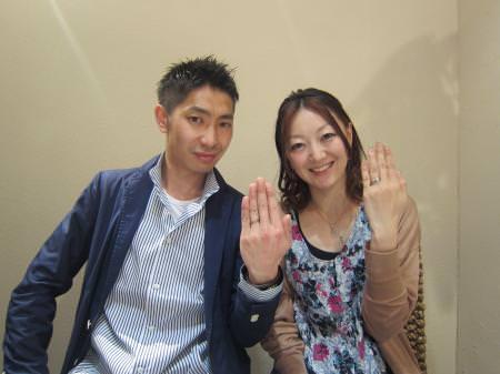 12043001 木目金の結婚指輪_千葉店001.JPG
