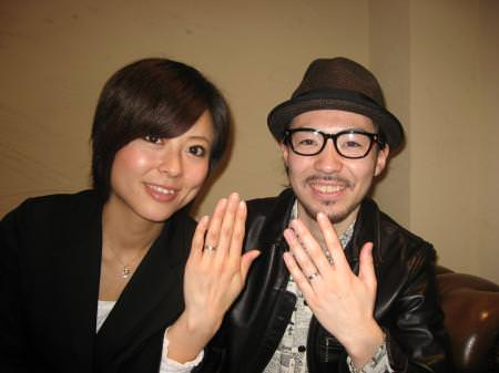 120324木目金の結婚指輪_表参道001