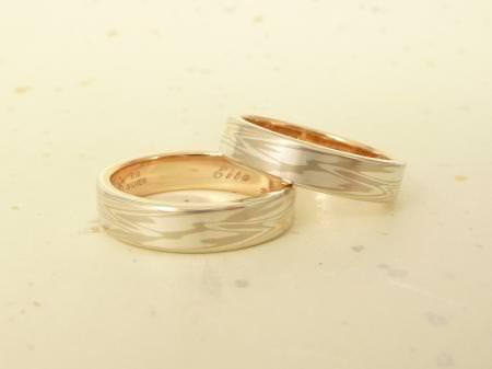 120324木目金の結婚指輪_表参道002