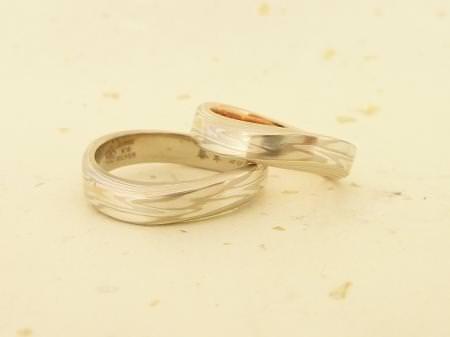 120428木目金の結婚指輪_表参道002