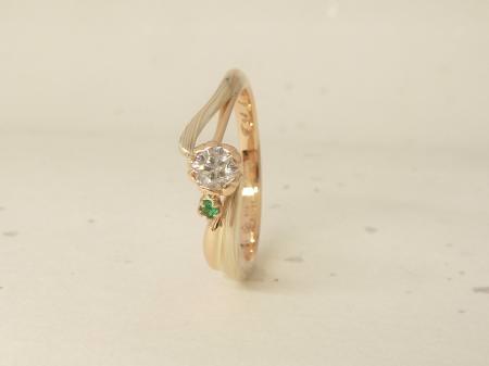 12052102木目金の婚約指輪_ C002.JPG
