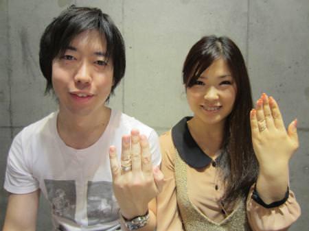 12052602木目金の結婚指輪_U001.JPG