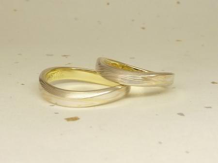 12052702木目金の結婚指輪①.JPG