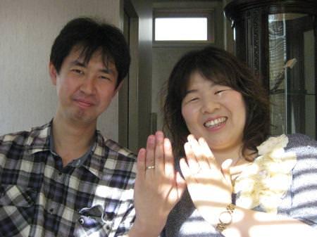 12052707 木目金の結婚指輪 横浜元町店001.JPG