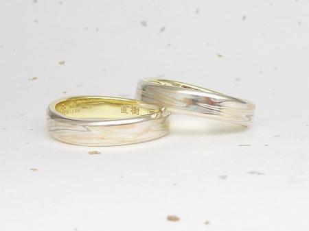 12052707 木目金の結婚指輪 横浜元町店002.JPG