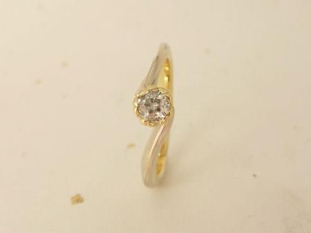 120528001-木目金の結婚指輪と婚約指輪_N002①.jpg