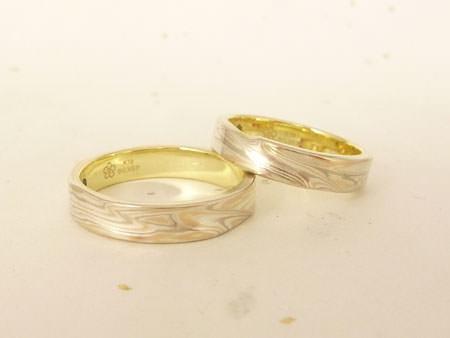 120528001-木目金の結婚指輪と婚約指輪_N002②.jpg