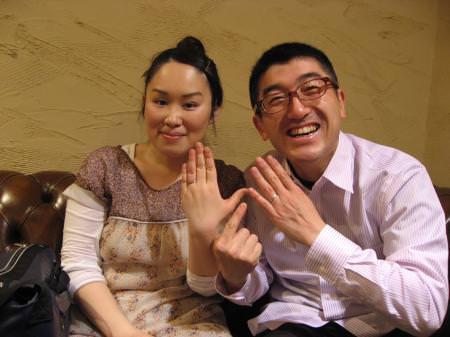 12052901木目金の結婚指輪表参道本店001.JPG