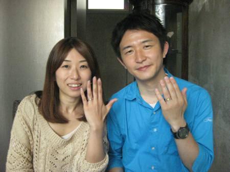 12052605木目金の結婚指輪_横浜元町店001