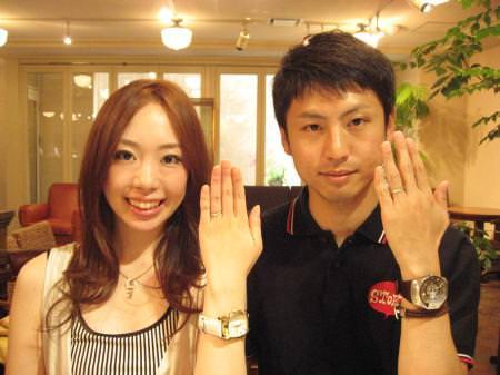 12063005 木目金の結婚指輪_M001.JPG