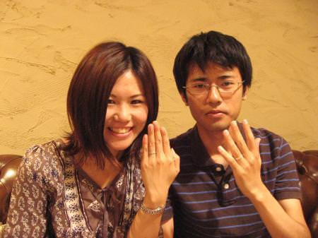 12072201 木目金の結婚指輪_M001.JPG