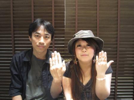 1207230木目金の結婚指輪_U001.JPG