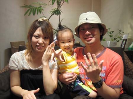 12072301グリ彫りの結婚指輪_心斎橋店001.JPG
