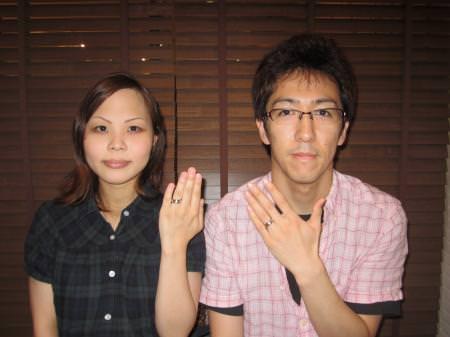 12072701_Kグリ彫りの結婚指輪001.JPG