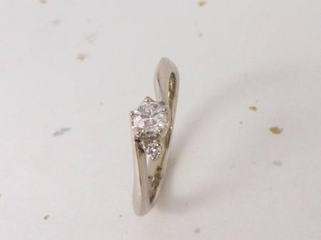 12072801木目金の婚約指輪 Y 002.JPG