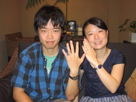 12072801木目金の婚約指輪・結婚指輪_心斎橋店002 (2).JPG