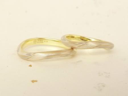 12072801木目金の婚約指輪・結婚指輪_心斎橋店003.JPG