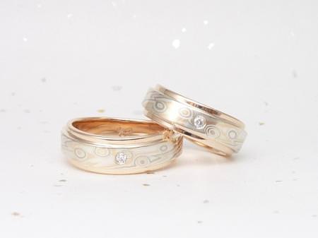 12072803木目金の結婚指輪_銀座本店002.JPG